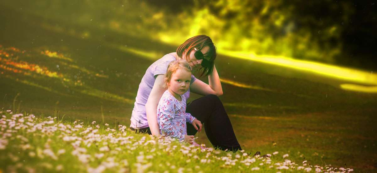 Coping with loneliness when you first become a single parent