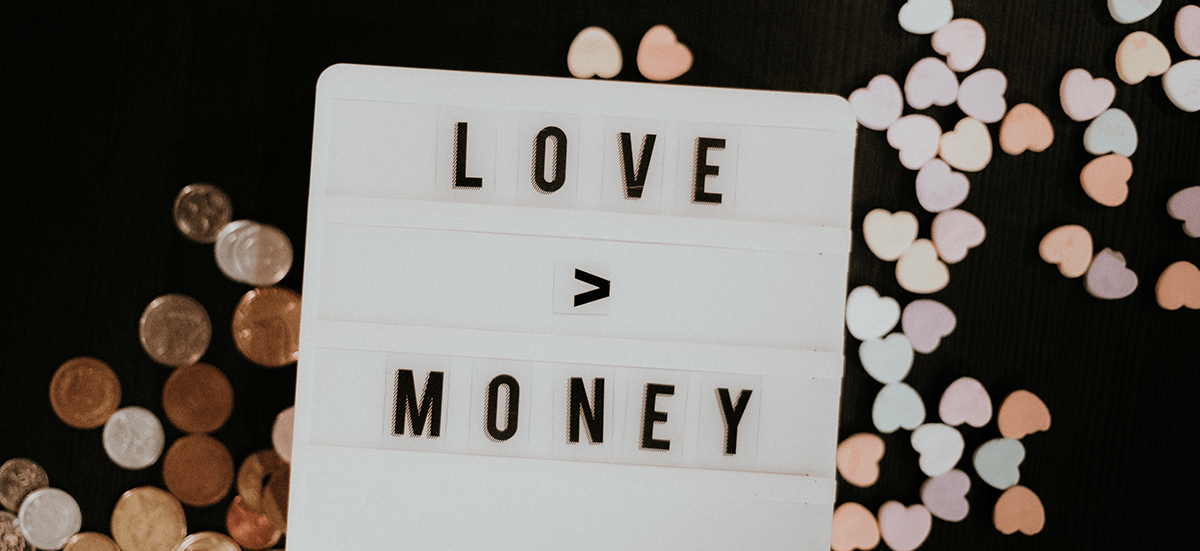 How to show your personal finances you love them this Valentine's Day